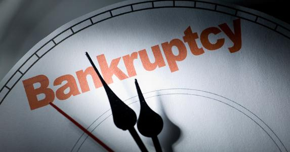 Productivity Report Bankruptcy Recommendation